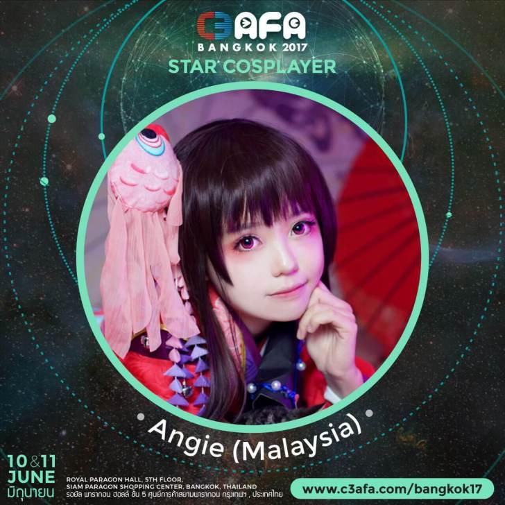 angie malaysia