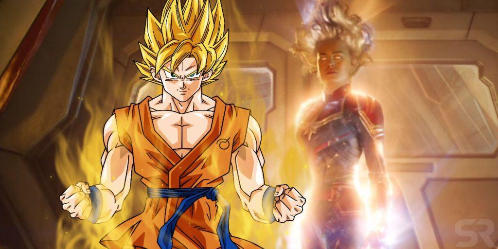 Dragon Ball Super Artist Accused of Tracing Over Captain America Comic