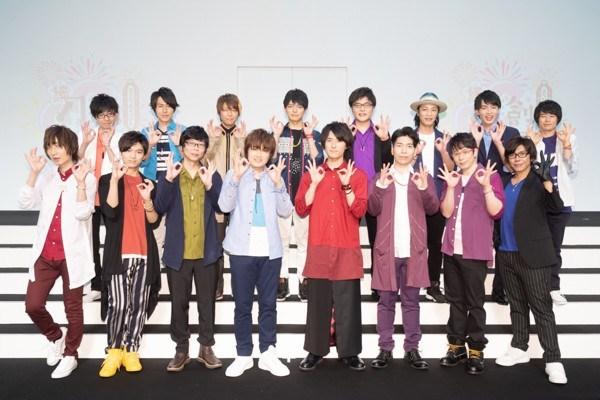 """""""Hanamaru Matsuri"""" Seiyuu Event Held for """"Touken Ranbu – Hanamaru – """" S2!"""