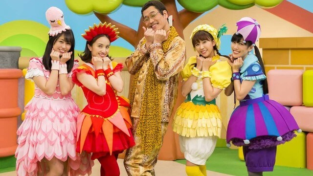 Pikotaro teams up with Momoiro Clover Z in a music video about… vegetables?!