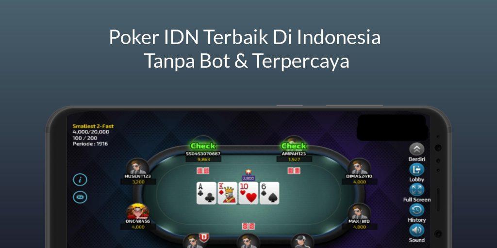 IDN Poker Account