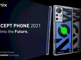 Infinix bekerja pada smartphone dengan pengisian baterai 10 menit